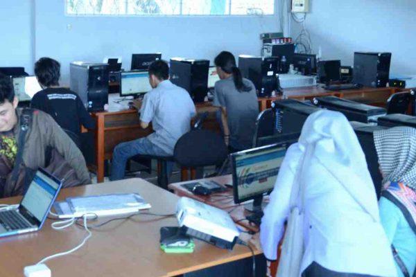 FGD Merancang Website Komunitas Desain Komunikasi Visual